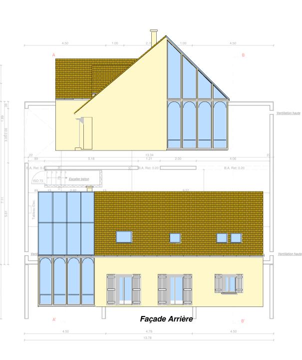 Construire votre maison d 39 architecte construction d 39 une for Les maisons orca