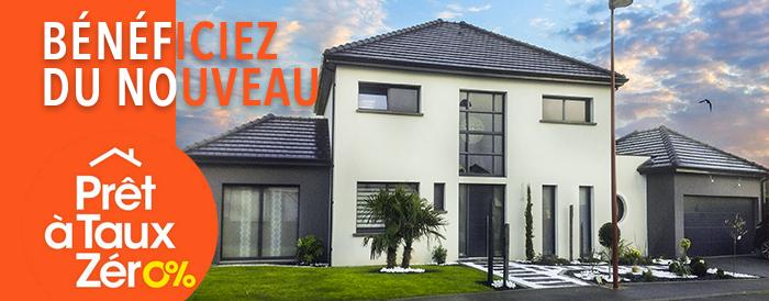 Constructeur de maison individuelle rt2012 maisons orca for Les maisons orca
