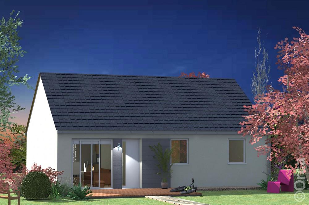 Maison neuve bbc textphoto 13 a vendre le relecq kerhuon for Prix maison 120m2 rt2012