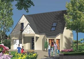 Achat maison neuve avec terrain maisons vendre sur for Les maisons orca