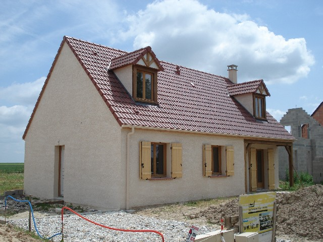 Construction de maisons moins de 100 000 euros for Image construction maison