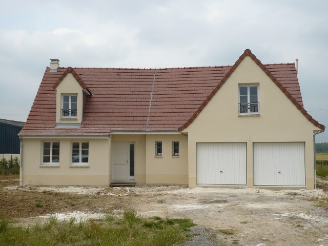 Maisons de 100 000 140 000 euros construction de for Construction maison 80000 euros